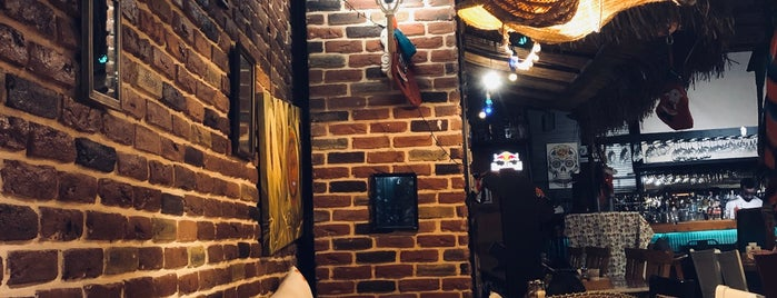 Escobar Mexicano Restaurant is one of Ceren: сохраненные места.