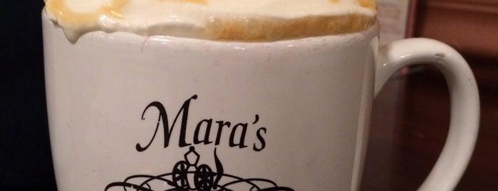 Mara's Cafe & Bakery is one of Orte, die Orian gefallen.