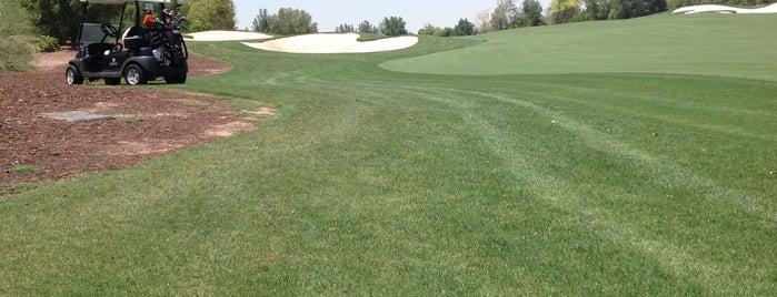 Jumeirah Golf Estates is one of Posti che sono piaciuti a Natasha.
