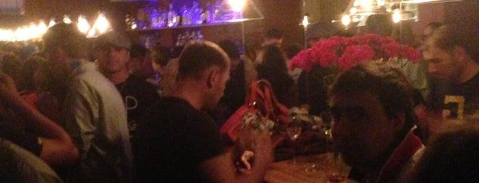 Джин тоник бар На Месте Felling good Bar is one of Orte, die George gefallen.