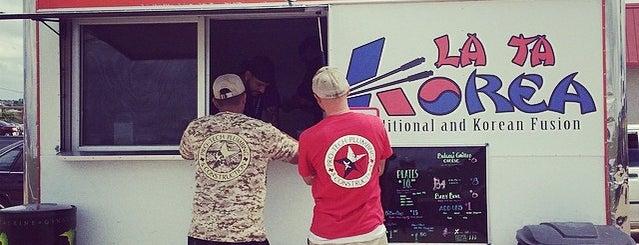 La Ta Korea is one of TX.