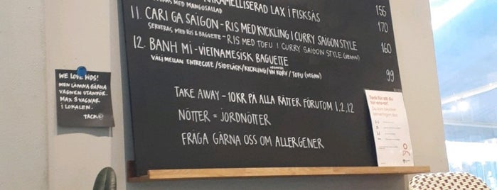 Eatnam is one of Lieux qui ont plu à Kamila.
