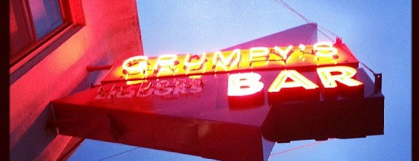 Grumpy's Bar is one of Northeast.