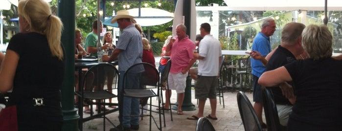 Tapas Garden & Wine Bar is one of Pinellas restaurants.
