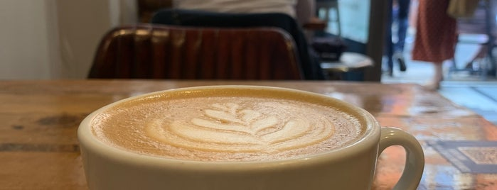Spring Espresso is one of York Places To Visit.