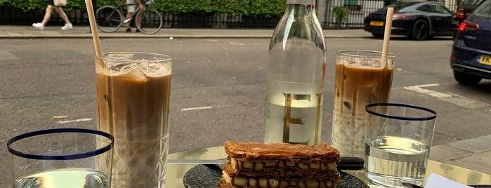 Bar des Prés is one of LDN - Brunch/coffee/ breakfast.