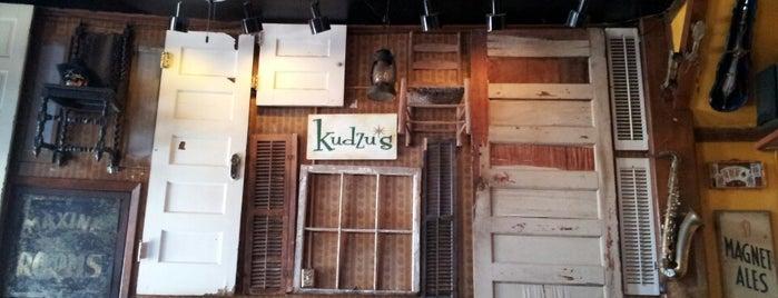Kudzu's is one of Lugares guardados de Molly.