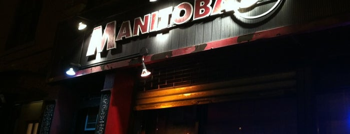Manitoba's is one of Friday Night Dive-Barring.