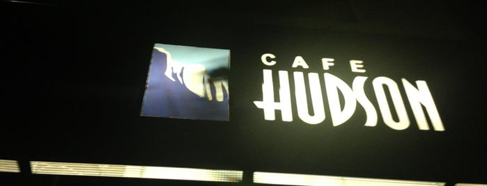 Cafe Hudson is one of Often.