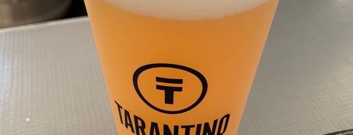 Cervejaria Tarantino is one of Posti salvati di Leandro.