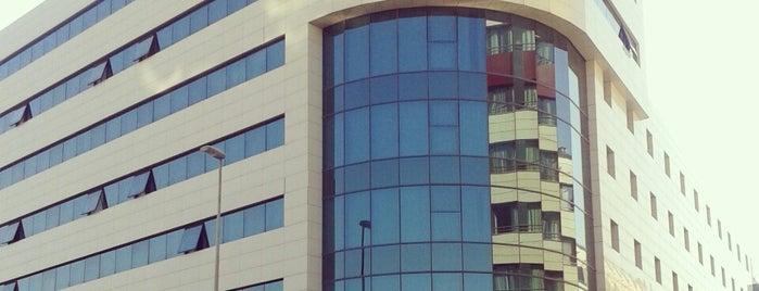 Hotel Luz is one of สถานที่ที่ Fatih ถูกใจ.