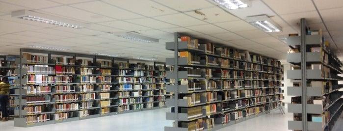 BCZM - Biblioteca Central Zila Mamede is one of Aqui tem Wifi grátis - Natal/RN.