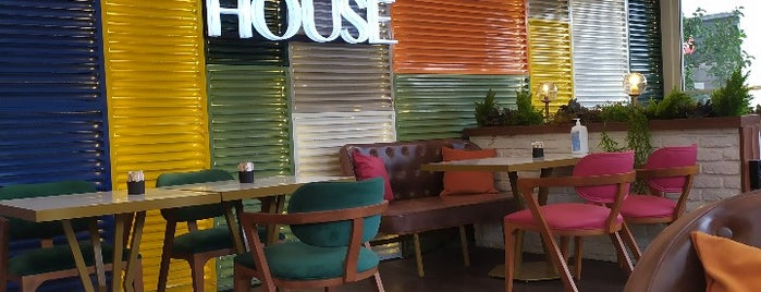 Coffee House is one of Istanbul.