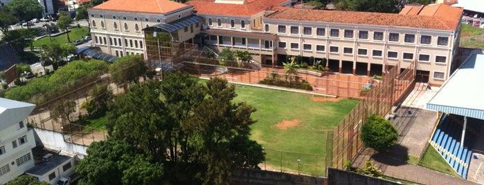 Colégio Marista is one of Lu'nun Beğendiği Mekanlar.