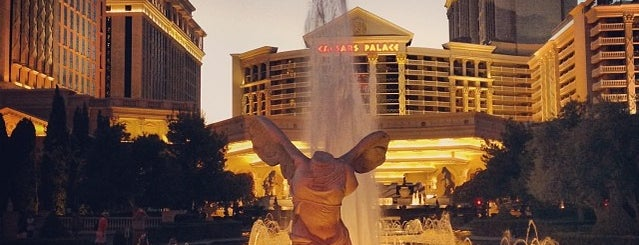 Caesars Palace Hotel & Casino is one of America Road Trip!.