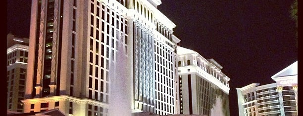 Caesars Palace Hotel & Casino is one of worth re-exploring.