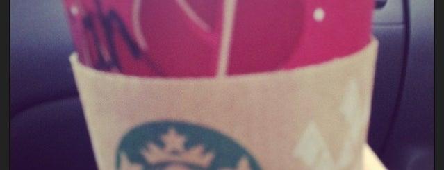 Starbucks is one of SRU.