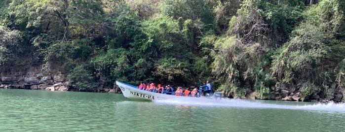 Parque Nacional Cañon del Sumidero is one of Chiapa de Corzo : Chiapas.