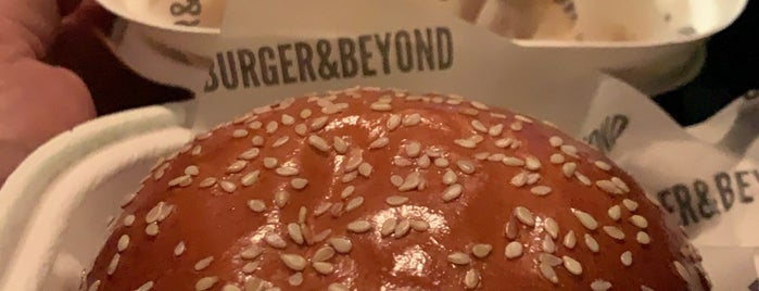 Burger & Beyond is one of London to do.