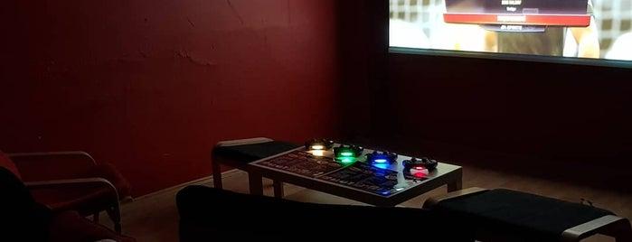 Keyfi Alem Playstation Cafe is one of k&k'ın Kaydettiği Mekanlar.