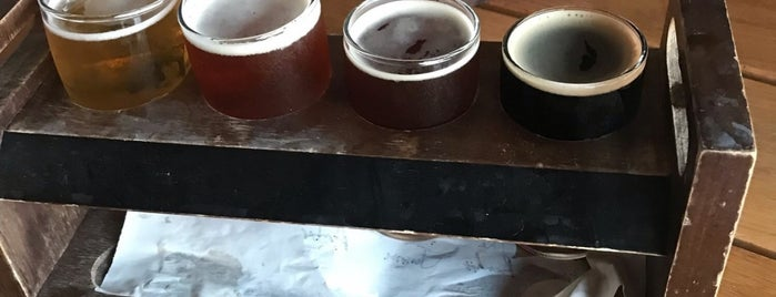 Unlawful Assembly Brewing Company is one of Breweries or Bust 4.