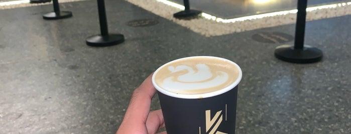 Kaya Cafe is one of Abha.