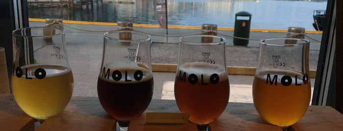 Molo Brew is one of Alesund.