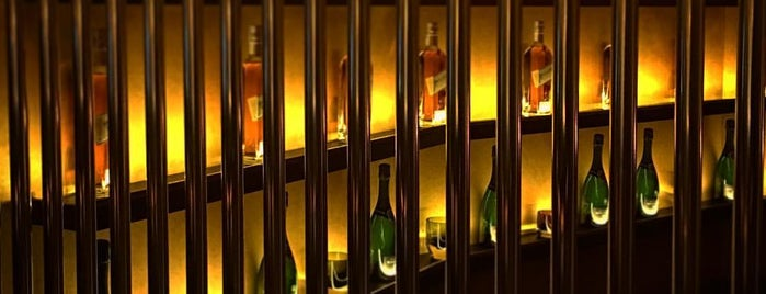 Solange Cocktails & Luxury Spirits is one of The World's Best Bars 2016.