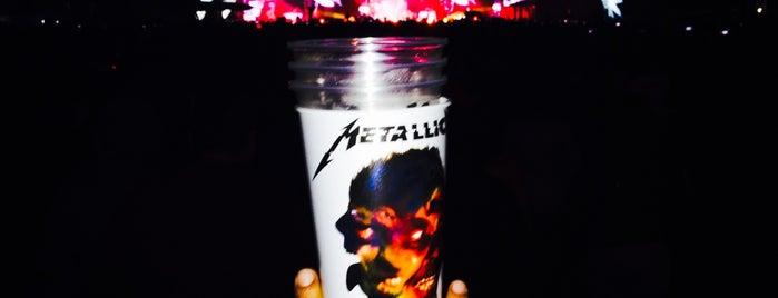 Metallica: World Wired Tour 2017 is one of สถานที่ที่ Mar ถูกใจ.