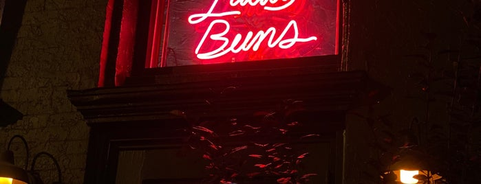 Lucky Buns is one of Washington DC.