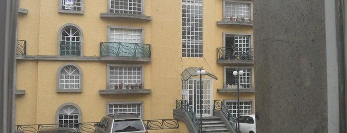 Residencial María Isabel is one of Lugares favoritos de TONATIUH.