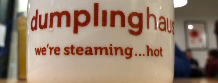 Dumpling Haus is one of Lugares favoritos de Alberto J S.