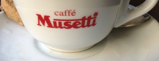 Caffé Musetti is one of Cafe de Calidad CL.