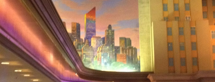 New York, New York - The Manhattan Express is one of Lugares favoritos de Ryan.