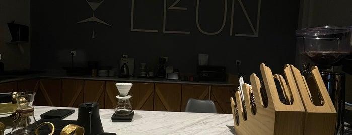 LÊÔN CAFE is one of Abha.