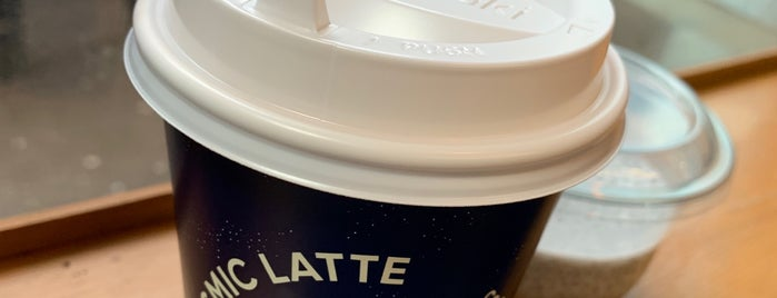 Cosmic Latte is one of Coffee.