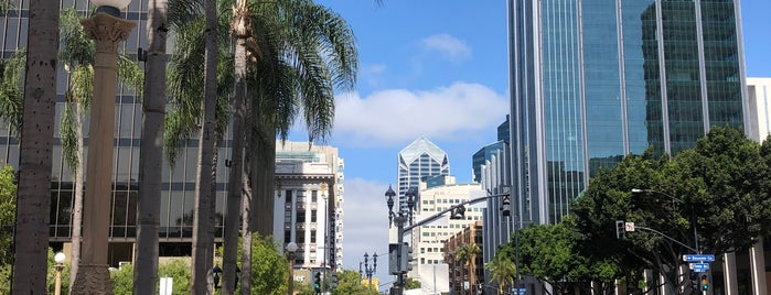 Horton Plaza Park is one of San Diego, CA.