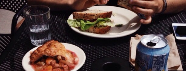 Lucia's Restaurant and Wine Bar is one of Gluten-Free Dining Options.
