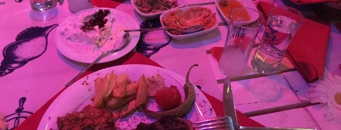 Mırmır Beach Restaurant is one of antalya~ alanya~ side~belek.
