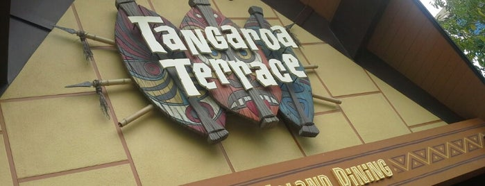 Tangaroa Terrace is one of Tempat yang Disukai Les.