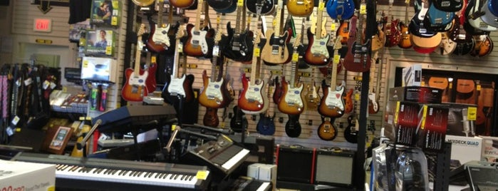 Tom Lee Music is one of Music Instrument Stores in Canada.