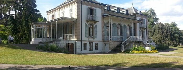 Parc Château Banquet is one of Genève 🇨🇭.