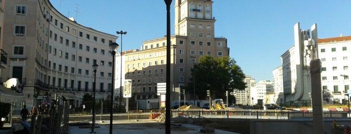 Praça do Areeiro is one of Lissabon.