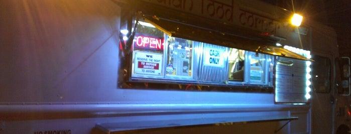 Bansuri Indian Food Corner is one of Houston Press - 'We Love Food' - 2012.