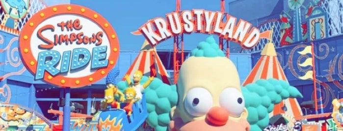 Springfield USA is one of Posti che sono piaciuti a Cristina.