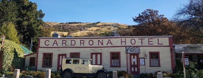 Cardrona Hotel is one of Matt 님이 좋아한 장소.