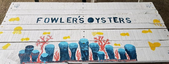 Fowler's Oysters is one of NZ: Bluff🦪 tour.
