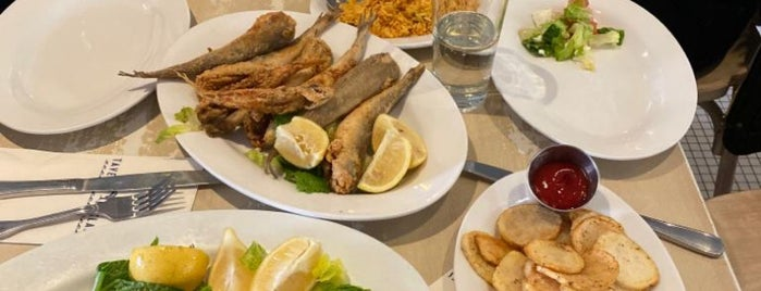 Taverna Kyclades is one of Dinner.