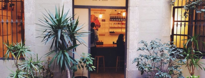 Nømad Coffee Lab & Shop is one of BCN To Do List.