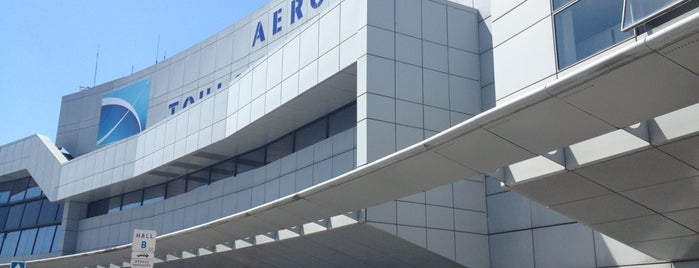 Aéroport Toulouse-Blagnac (TLS) is one of Aeroportos.